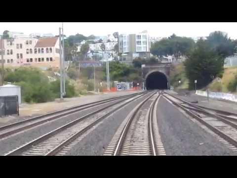 Caltrain - San Jose to San Francisco King St - Morning Express