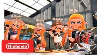 2017 Splatoon 2 World Inkling Invitational - Round Robin - Part 2 - Nintendo E3 2017
