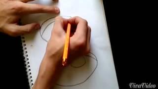 Как нарисовать Иллюзию #5(Приятного просмотра и подписывайся на канал., 2014-11-04T09:21:40.000Z)