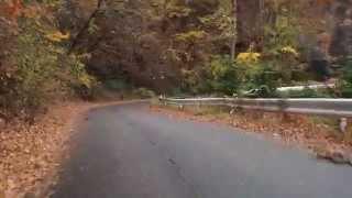R143 青木峠 自転車動画