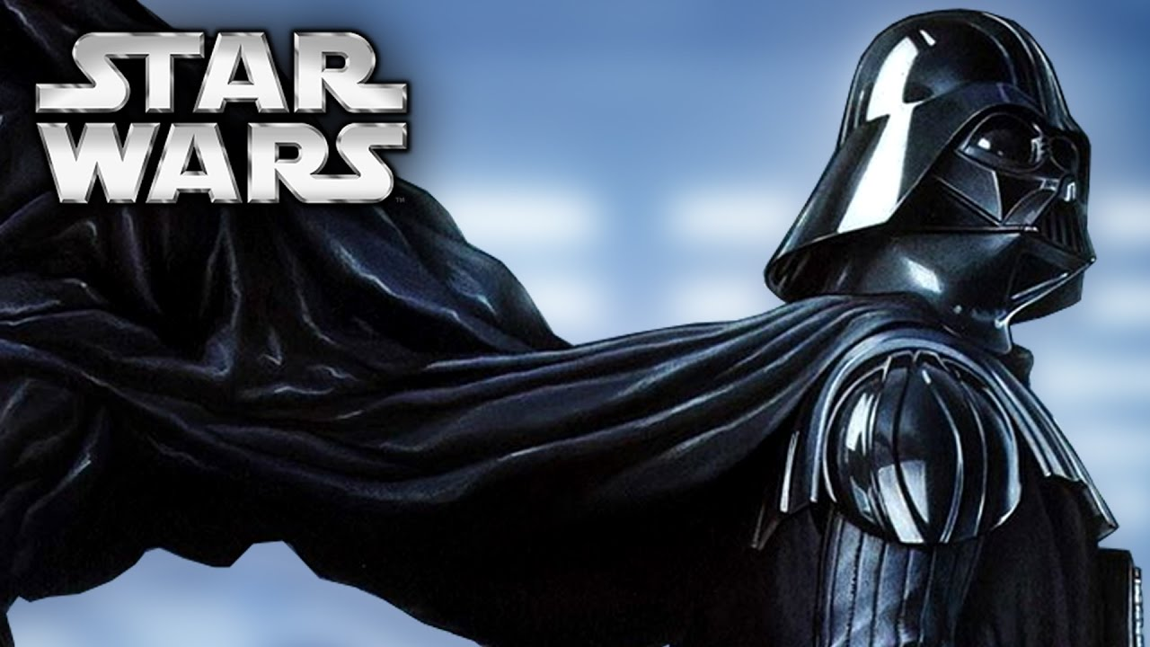 Does Darth Vader ever take suit off  Yahoo Answers