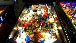 Sega Southpark Pinball Machine