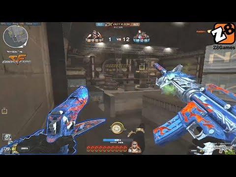 Crossfire  2.0 : M4A1-S Noble Beast Prime - Hero Mode X - Zombie V4 - Rùa Ngáo CFVN