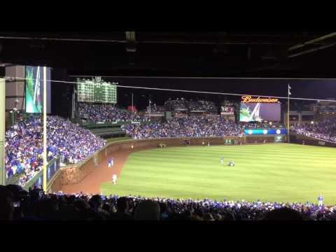 2016 Cubs World Series Championship Banner