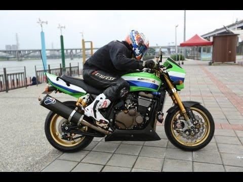 Kawasaki ZRX1200 ダエグ カスタム   Doovi