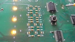 One cause of the Samsung Navibot SR8845 auto-resetting problem