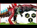 NEW Mecha Dinosaur HYBRID! Half Dino Half Bionic Kaiju! 34 - Ark Godzilla Modded