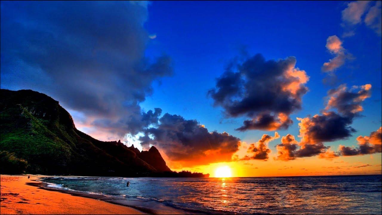 Reload le soleil et la mer hd youtube - Les plus beaux coucher de soleil sur la mer ...