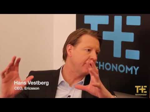Hans Vestberg on the Importance 5G