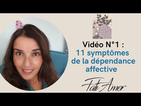 les 11 sympt mes de la d pendance affective selon fati amor vid o 1 youtube. Black Bedroom Furniture Sets. Home Design Ideas