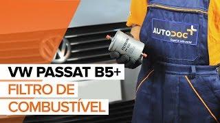 Tutoriais em vídeo e manuais de reparação para VW PASSAT - mantenha o seu veículo em bom estado
