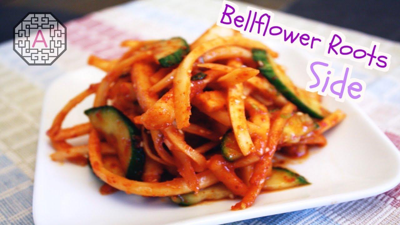 KOREAN DELICACY! seeds 20 Korean Bellflower