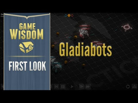 First Look at Gladiabots -- Tactical Team Programming