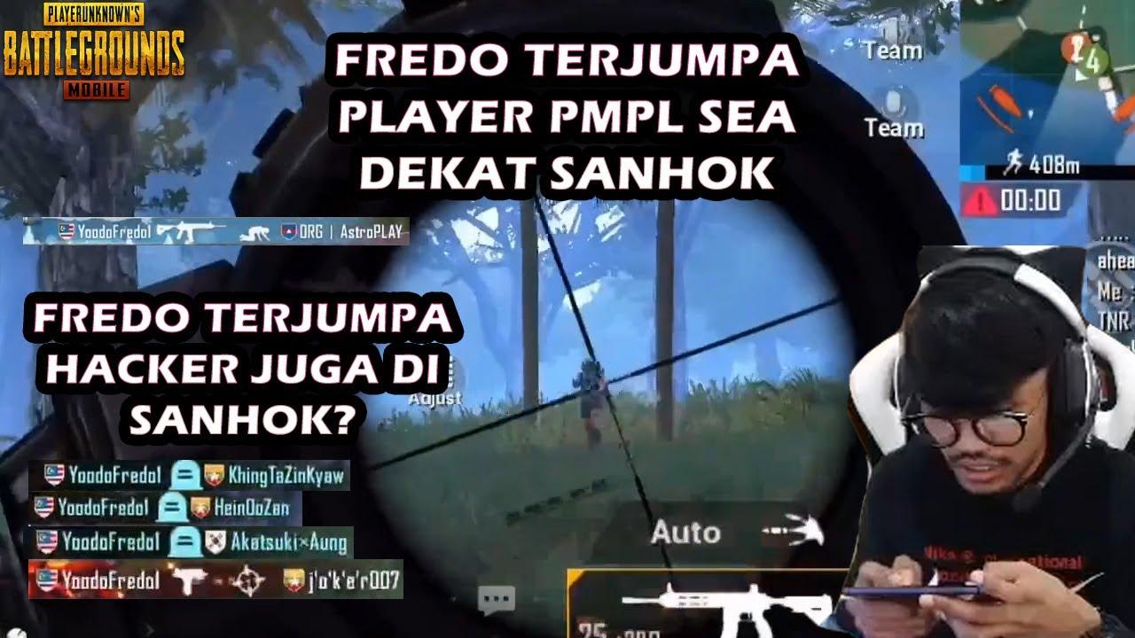 FREDO TERJUMPA PLAYER PMPL SEA DAN TERJUMPA HACKER DI SANHOK? ENDING ADA PLOT TWIST