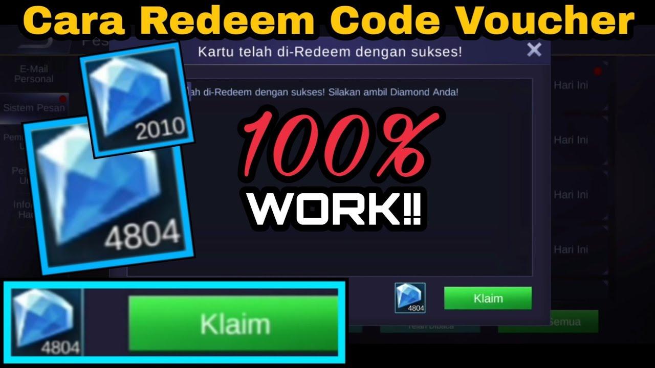 Ml Redeem Code 2019