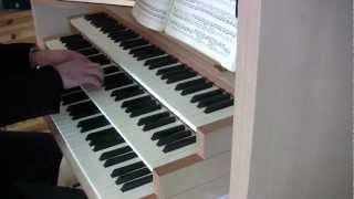 Bach - Toccata and fugue in D minor - Toccata e fuga in re minore - BWV 565