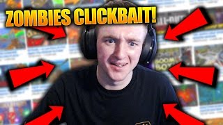 clickbait in the zombies community the problem with the zombies community truth lies