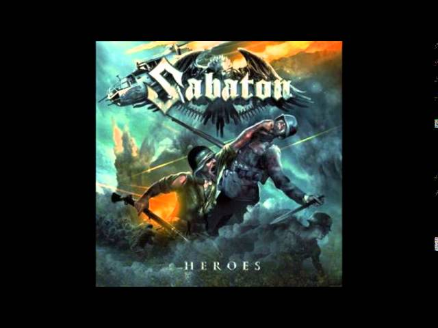 Sabaton - For Whom the Bell Tolls Chords - Chordify