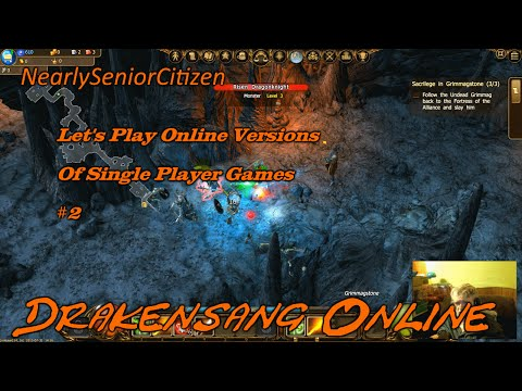 DRAKENSANG ONLINE : Let's Play Online Versions Of Single Player Games #2
