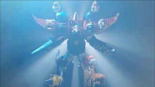Enter Ultra Gosei Great Megazord