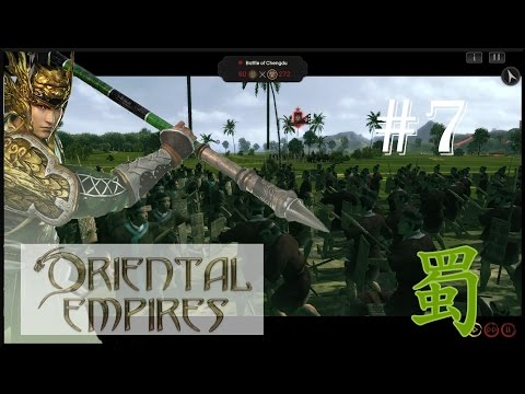 Oriental Empires: Rise of the Riverlands | Generation of War - Shu (#7) |
