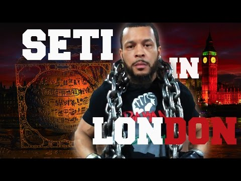 SARA SUTEN SETI | London Live Interview | Talk With The Titans