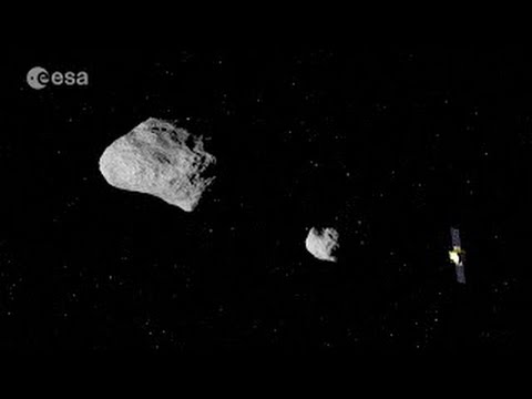 Asteroid Impact Mission - European Space Agency
