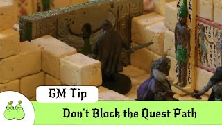 Dungeon Master Mistakes 8 - Don