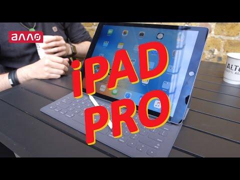 Видео-обзор планшета Apple iPad Pro