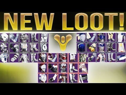 Destiny 2 News! FACTION RALLY DETAILS! (New Faction Loot! Weapons, Armor, Shaders & Powerful Gear)