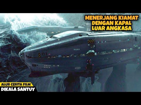 SAAT BUMI MENGALAMI KIAMAT - ALUR CERITA FILM 2012 (2009)