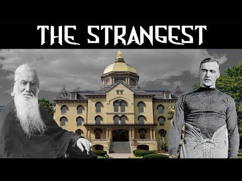 Haunted Universities: University of Notre Dame