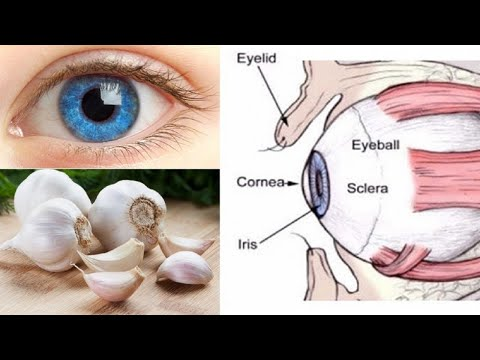 How To Use Pressed Garlic To Reverse Eyesight Loss Without Glasses Or Surgery | Life well lived