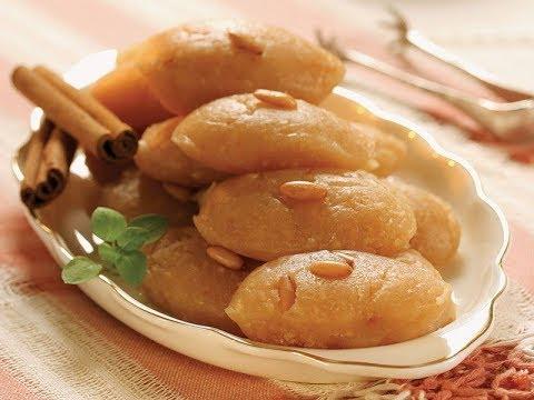 рецепт халва из муки турецкая сладость
