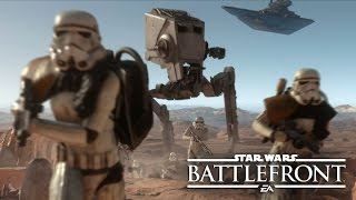 Star Wars Battlefront - Max Settings Gameplay on ASUS ROG G751 jy 1080p60fps