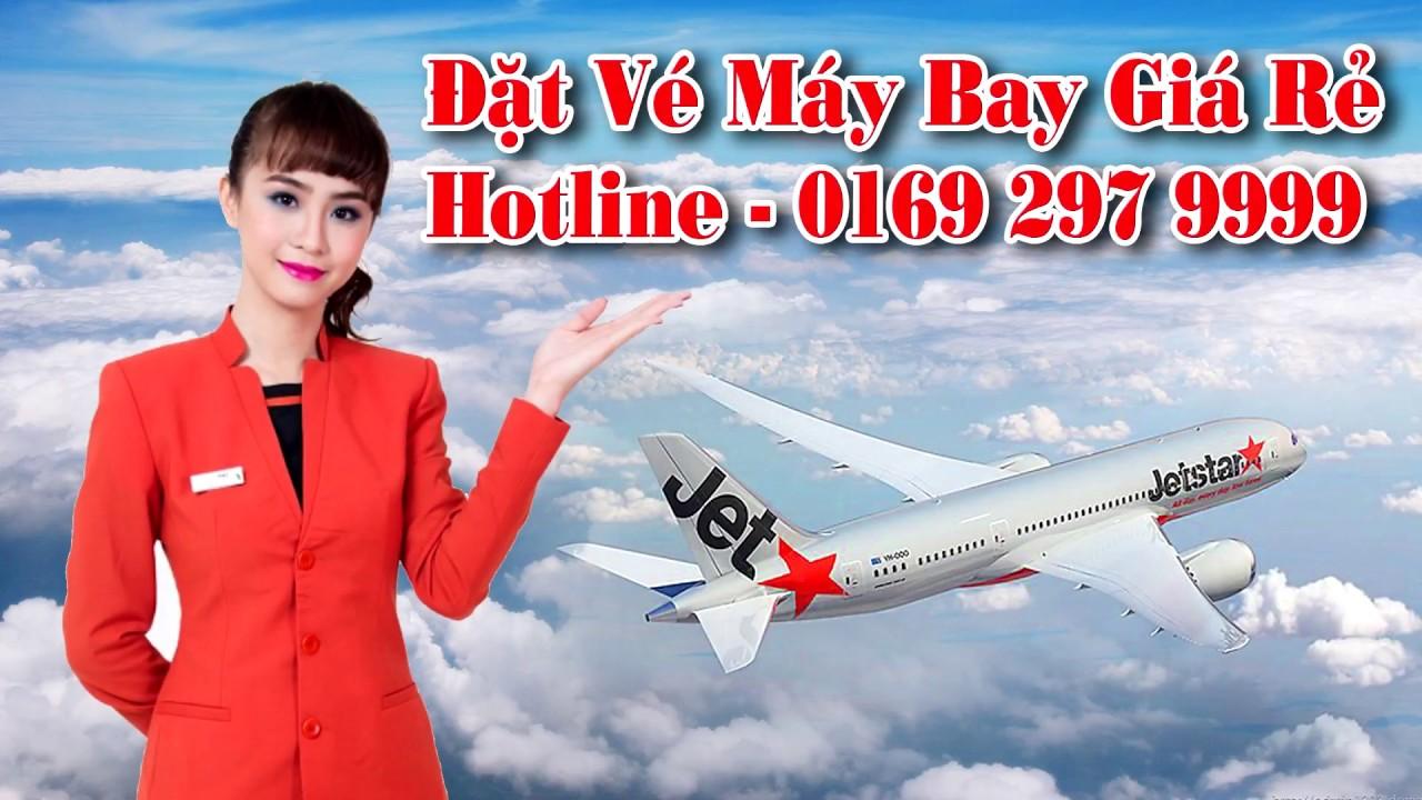 Đặt Vé Máy Bay Giá Rẻ Hãng jetstar