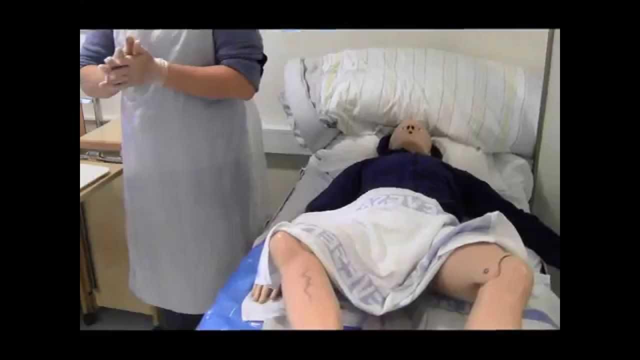 kateterisering av menn