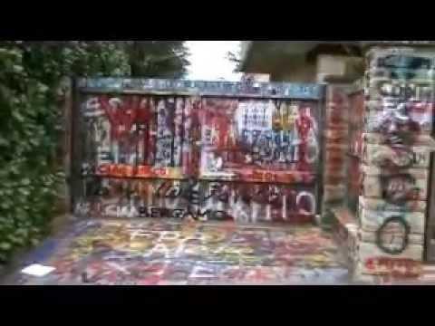A casa di Vasco Rossi Verucchia  YouTube