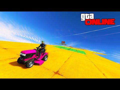 ТАКОЕ ВООБЩЕ ЗАКОННО?! РОКСТАР НАРУШИЛИ ЗАКОНЫ ФИЗИКИ!! Гонки GTA 5 Online