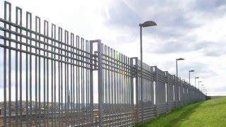 видео Строительство ограждений, заборов, ворот и калиток в Москве и Московской области