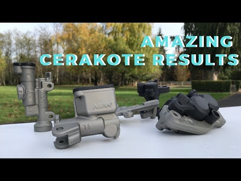AMAZING CERAKOTE RESULTS (HOW TO VIDEO)