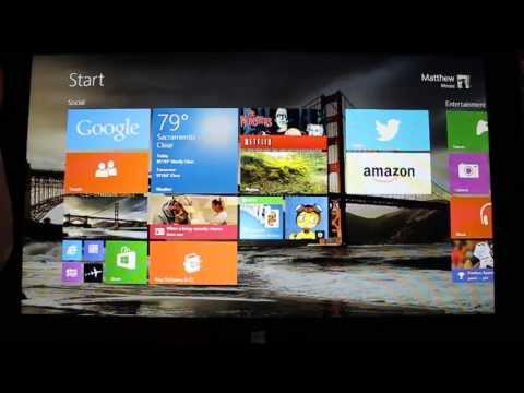 Windows 8.1 RT Review