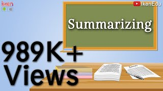 Summary Writing |  Learn How to Write Summary