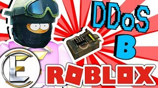 CS:GO DDoS B ROBLOX | Counter Blox Roblox Offensive (Funny Moments)
