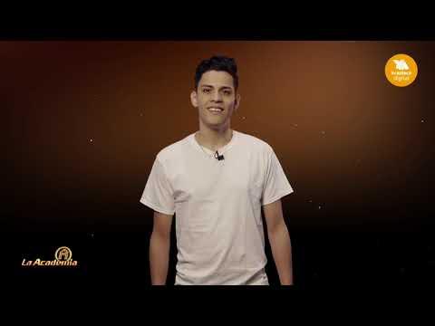 ¡Carlos ama la música mexicana y viene a demostrarlo! | La Academia