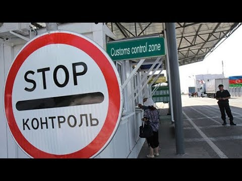 Как русские туристы не попали в Азербайджан после Армении!
