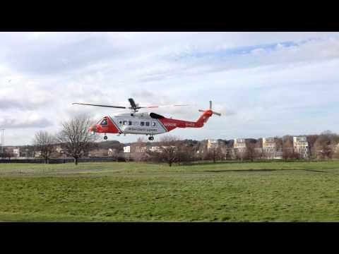 Sikorsky S-92 - Irish Coast Guard