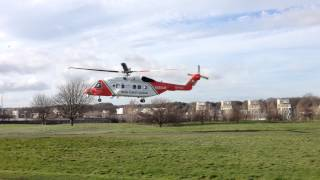 Sikorsky S-92 - Irish Coast Guard