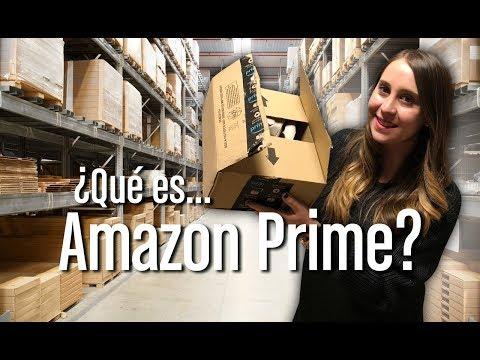 ¿Qué es Amazon Prime?