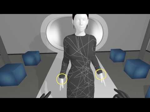 Epicmode VR - Clothing Design in VR + Leap Motion